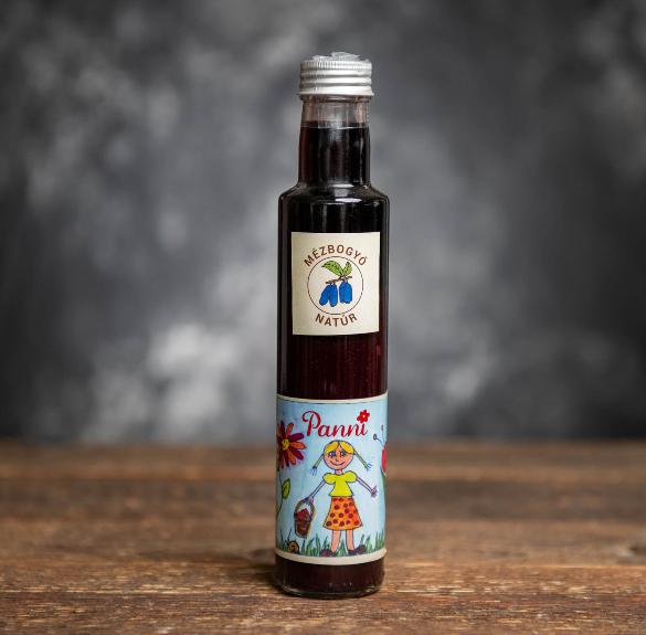 Mézbogyó natúrlé - 250 ml