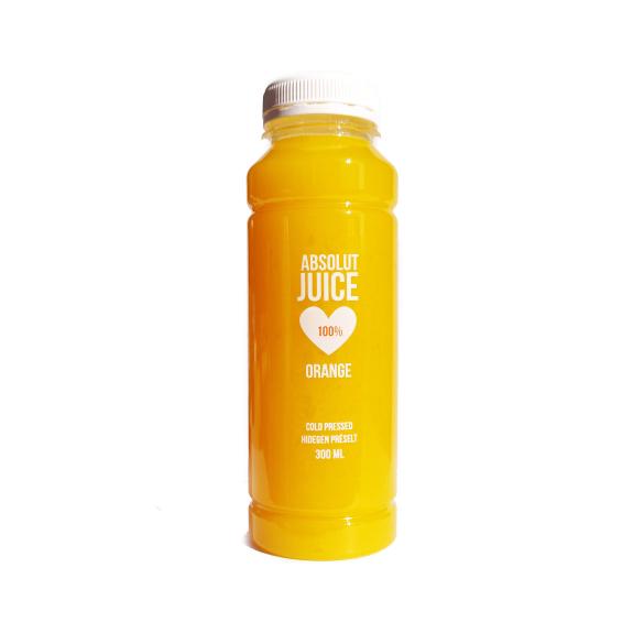 100 % Hidegen préselt narancslé - 300 ml