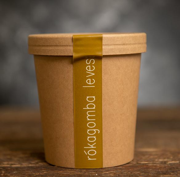Instant Rókagomba leves - 34 g