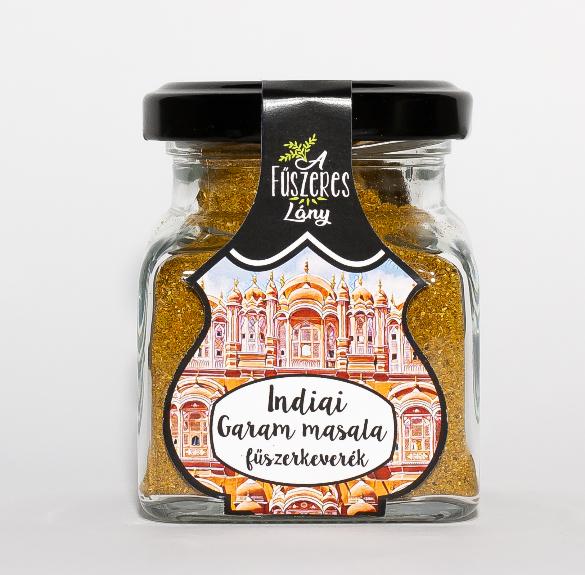 Indiai  Garam masala fűszerkeverék - 60 g