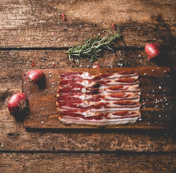 Bacon szalonna (szeletelt) - 30 dkg