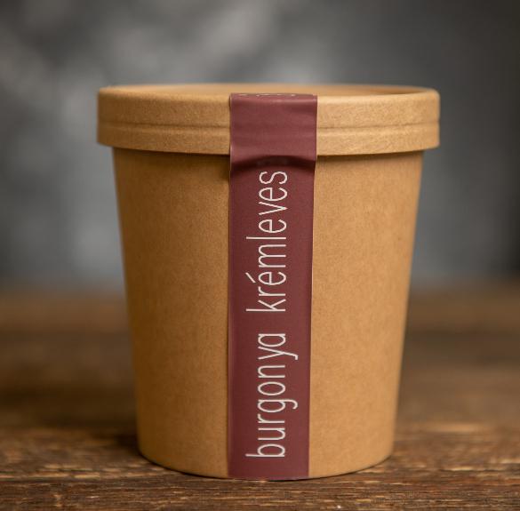 Burgonya krémleves - 40 g