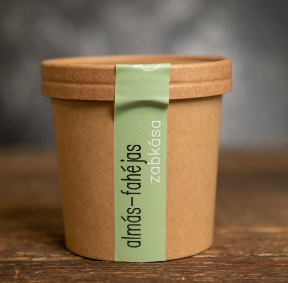 Almás-fahéjas zabkása - 75 g