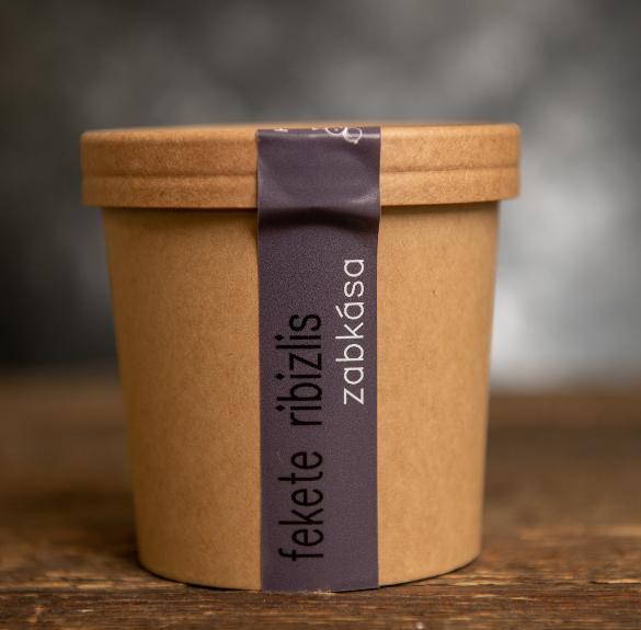 Fekete ribizlis zabkása - 75 g