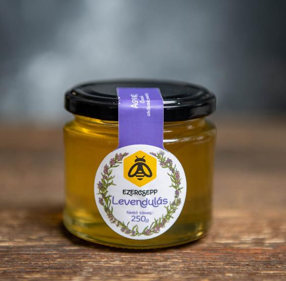 Levendulás méz - 250 g