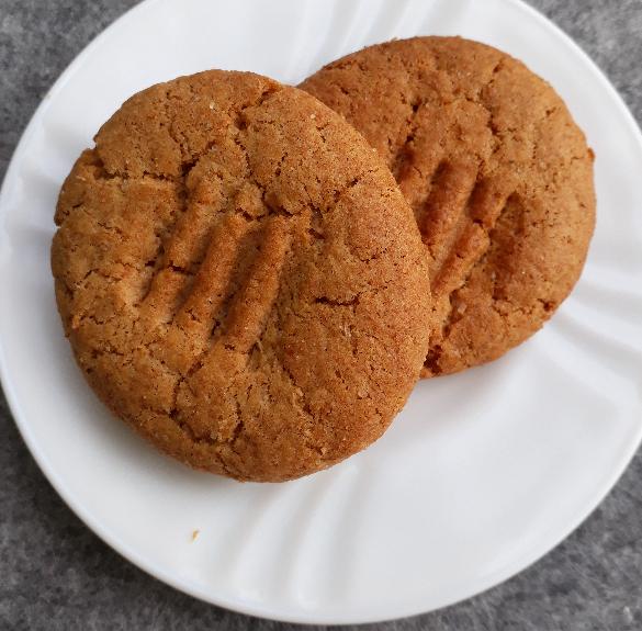Gyömbéres tönköly keksz - 10 dkg
