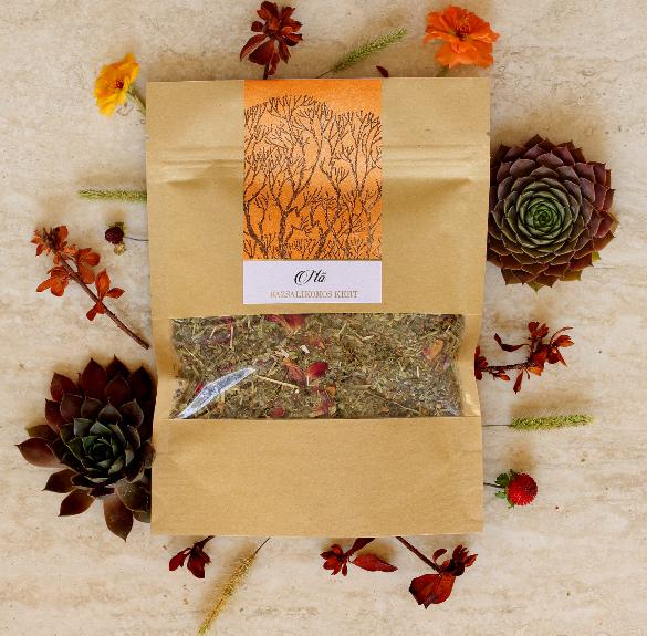 Nő teakeverék papírtasakban - 50 g