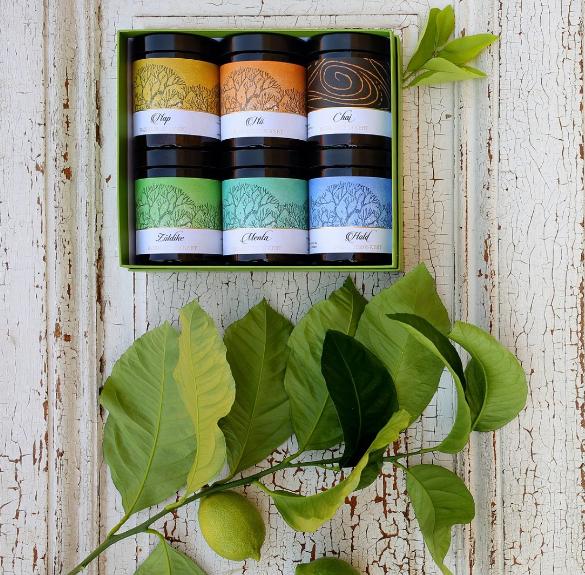 Bazsalikomos kert teaválogatás - 1 doboz/6 tea