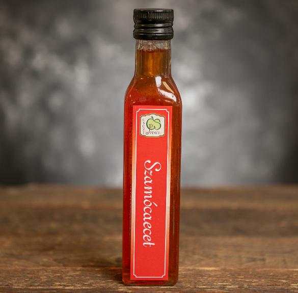Szamóca ecet - 250 ml