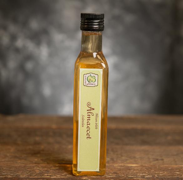 Almaecet mézen érlelt - 500 ml