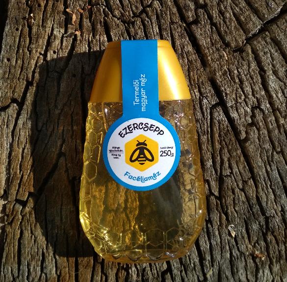 Facélia méz flakonban - 250 g