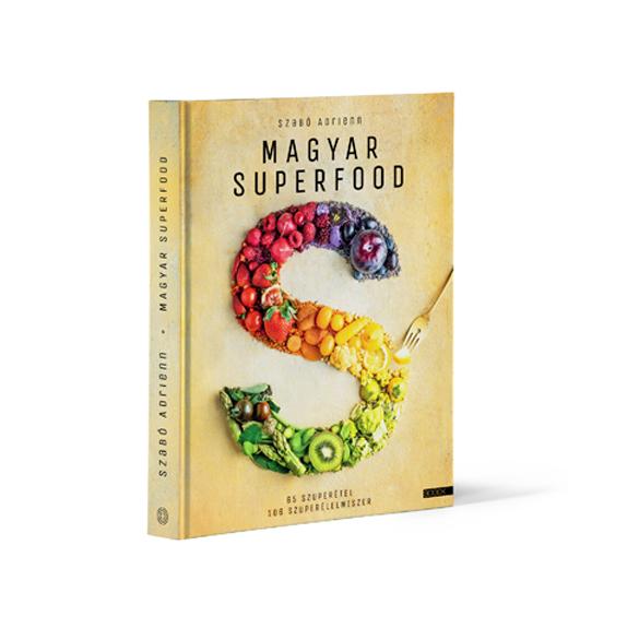 Magyar Superfood - Szabó Adrienn