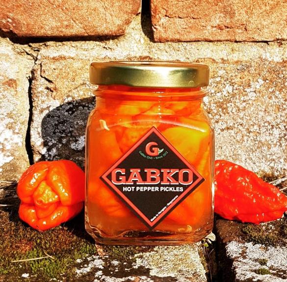 Extra erős chili savanyúság - 110 ml