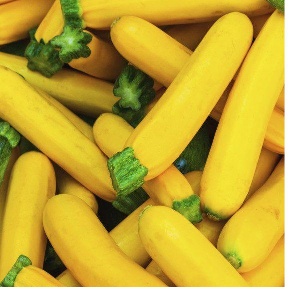 Sárga cukkini