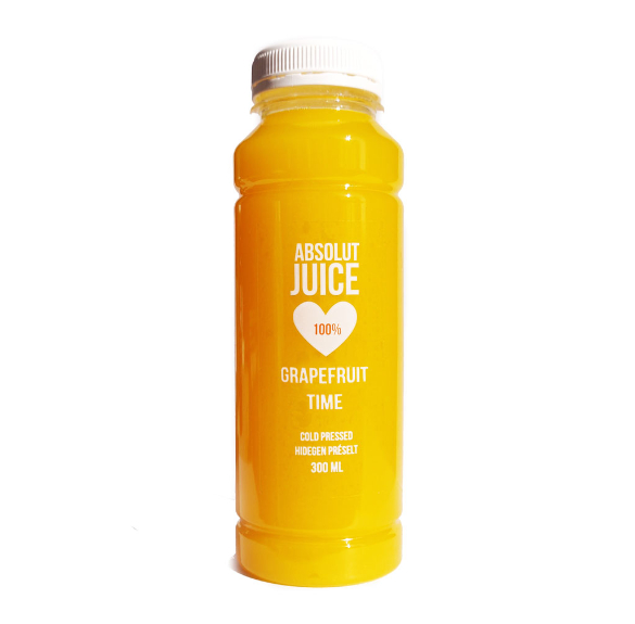100% hidegen préselt grapfruit time - 300 ml