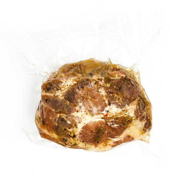 Sörben pácolt tarja steak sous vide - kb. 75  dkg