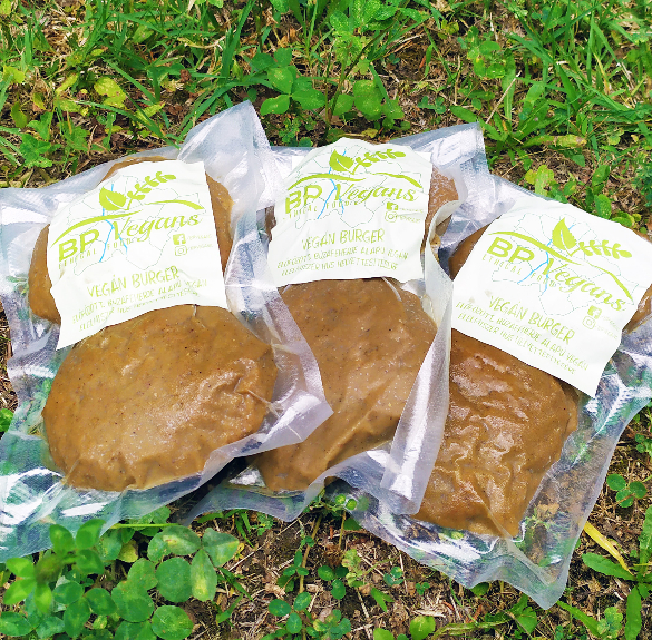 Vegán Burger - 2 db/ csomag