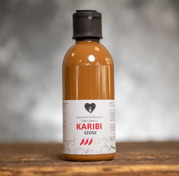 Karibi szósz - 280 ml