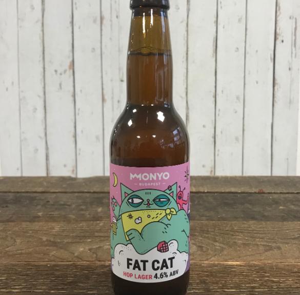 Fat Cat-0,33 l