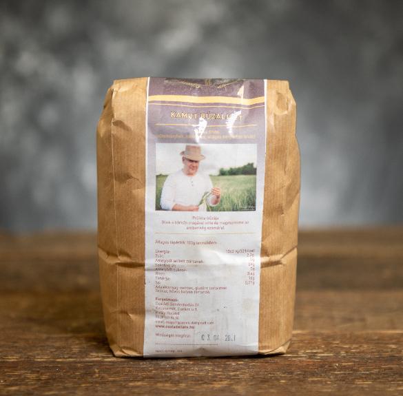 Kamut búza világos liszt - 1 kg