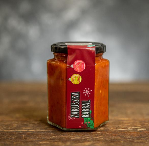 Babos zakuszka -300 ml