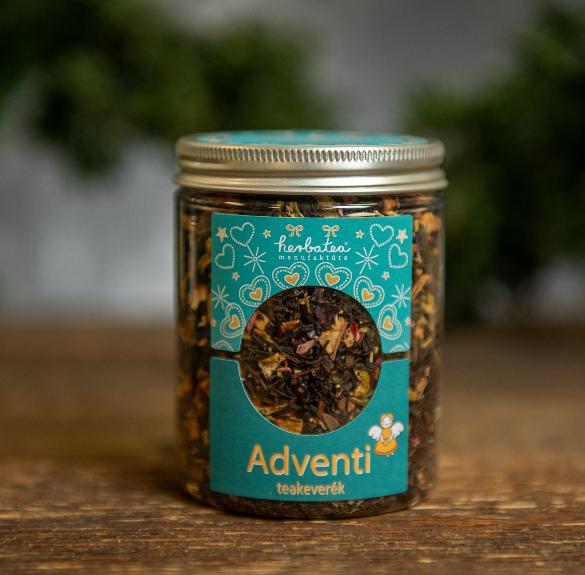 Adventi teakeverék – fűszeres fekete tea 100g