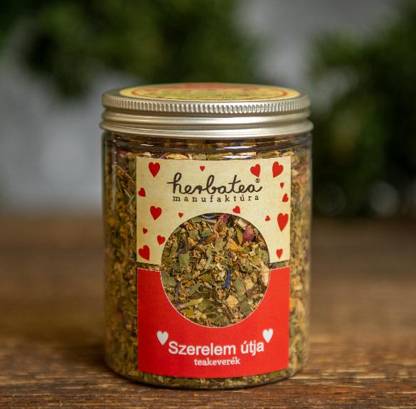 Szerelem útja teakeverék-70 g