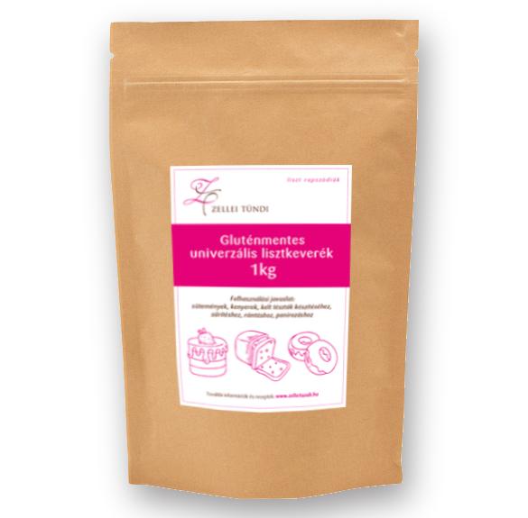 Zellei Tündi gluténmentes univerzális lisztkeverék - 1 kg