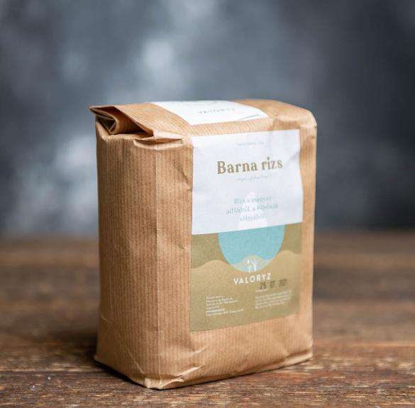 Barna rizs-1 Kg