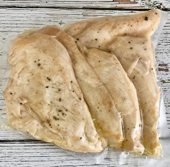 Előpiritott csirkemell - kb. 30 dkg