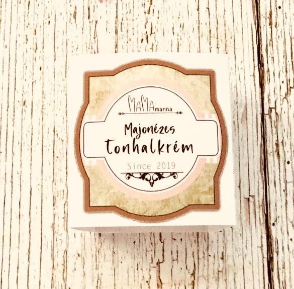 Majonézes tonhalkrém - 100 g