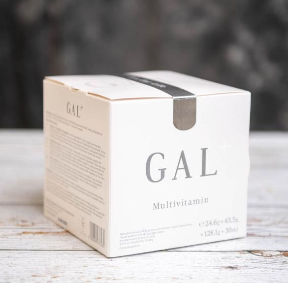 Gal multivitamin +