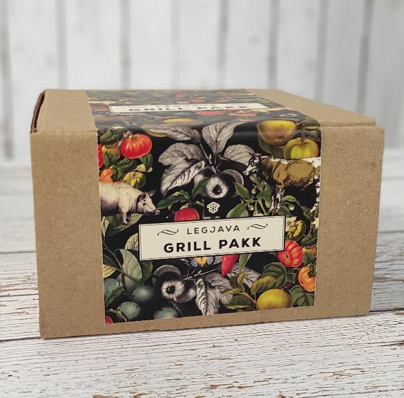 Grill Pakk(4 darabos)-4 x 200 g