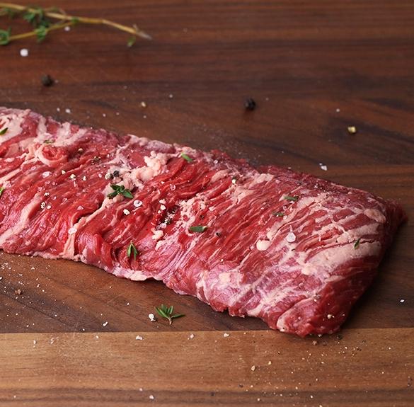NPK Beef skirt - kb. 0,5 kg