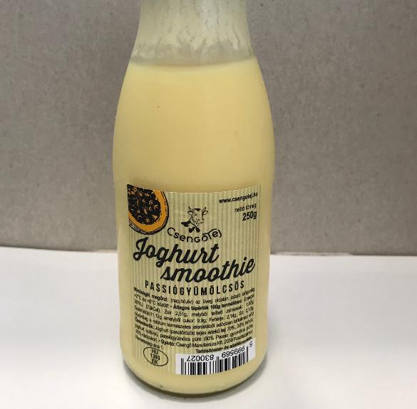 Passiógyümölcsös smoothie - 250 g