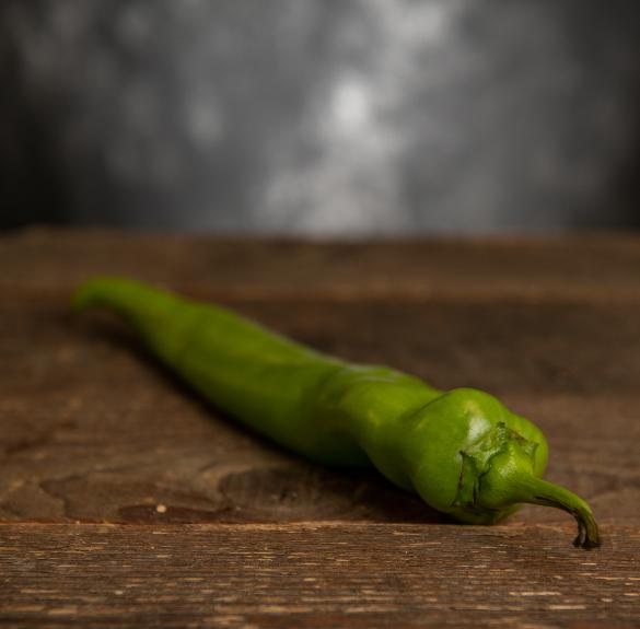 Hegyes erős paprika (vegyszermentes, átállásos bio) - 80 g