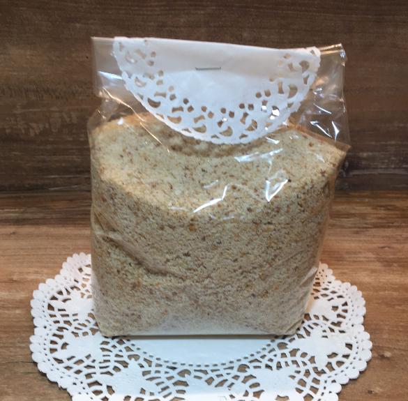 Édes morzsa kalácsból - 300 g