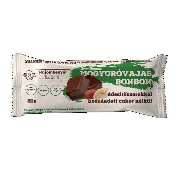 Mogyoróvajas bonbon - 21 g/ 3 db