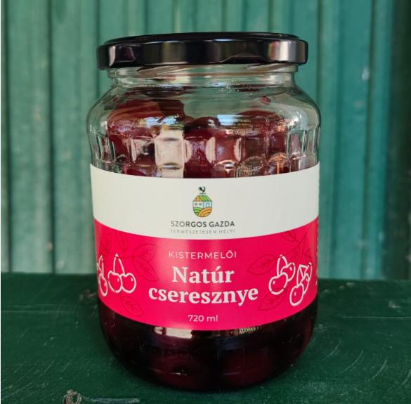 Natúr cseresznye - 720 ml