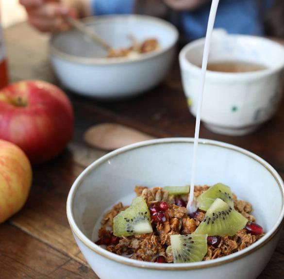 Mendula granola lédig - előrendelhető 8 fajta ízben