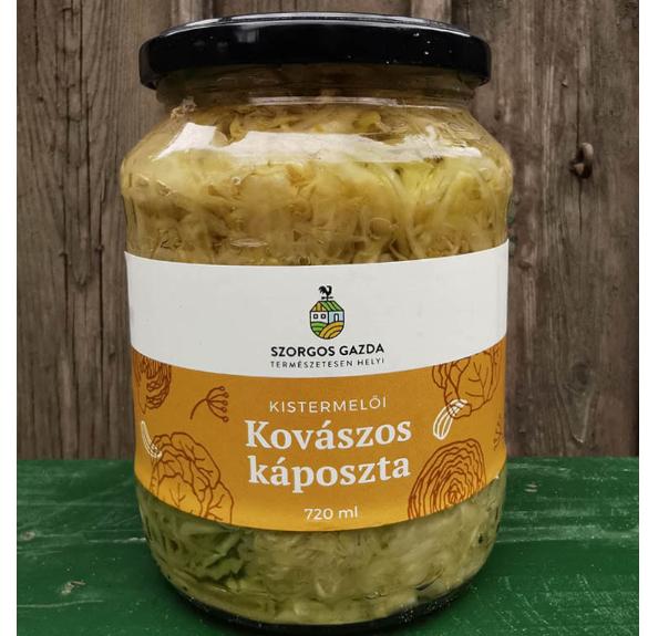 Kovászos káposzta - 720 ml