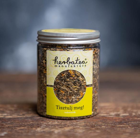 Tisztulj meg teakeverék - 50 g
