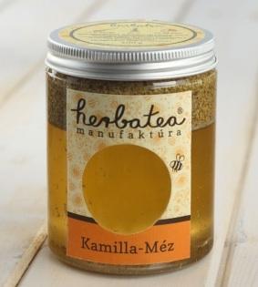 Kamillavirág mézben - 40 dkg