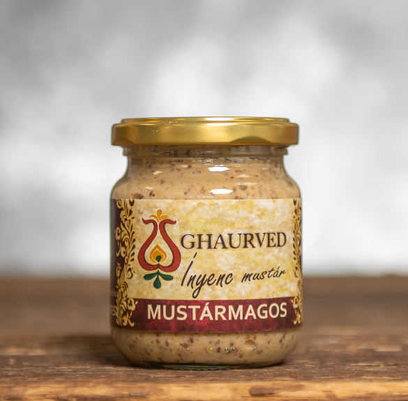 Ínyenc (mustármagos) mustár - 20 dkg