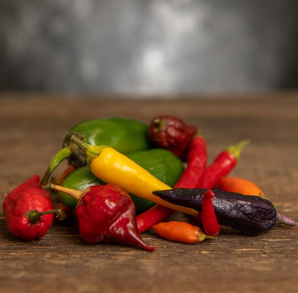 Vegyes chili különlegességek