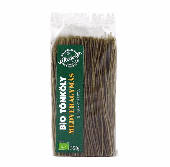Bio medvehagymás tönköly spagetti - 25 dkg