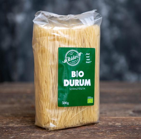 Bio durum cérnametélt - 50 dkg