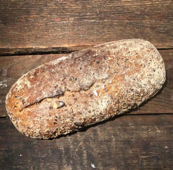 Ötmagos kenyér - 0,5 kg