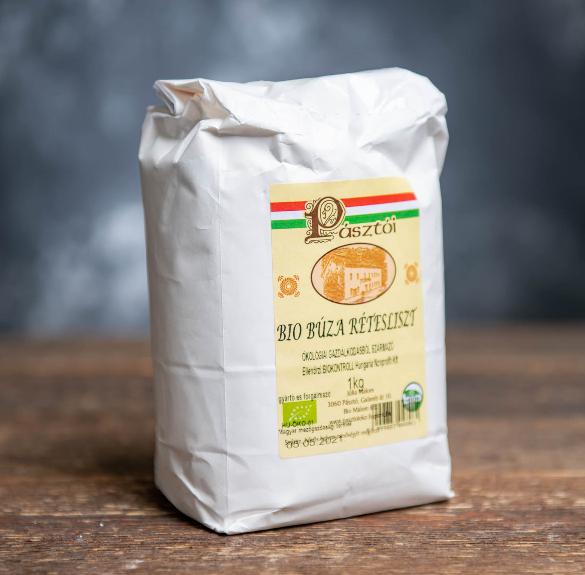 Bio búza rétesliszt - 1 kg