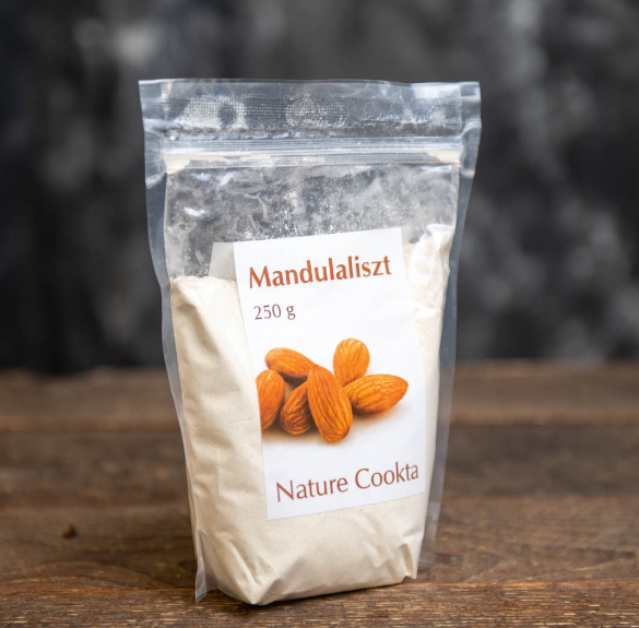 Mandulaliszt - 250 g